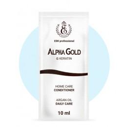 Саше кондиционер Alpha Gold 10 мл