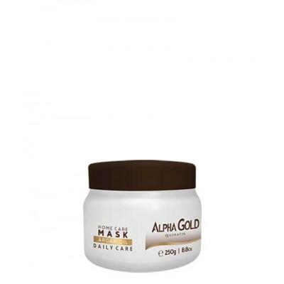 Маска Alpha Gold домашний уход 250 гр
