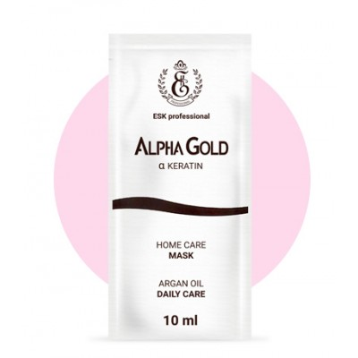 Саше маска Alpha Gold 10 мл