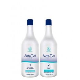 Горячий ботокс для волос Alpha Ton 500 мл