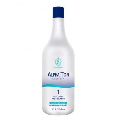Шампунь глубокой очистки Alpha Ton 1000 мл