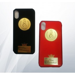 Фирменный чехол для IPHONE (под заказ на любую модель)