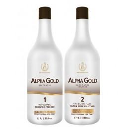Набор нанопластики Alpha Gold 1000 мл