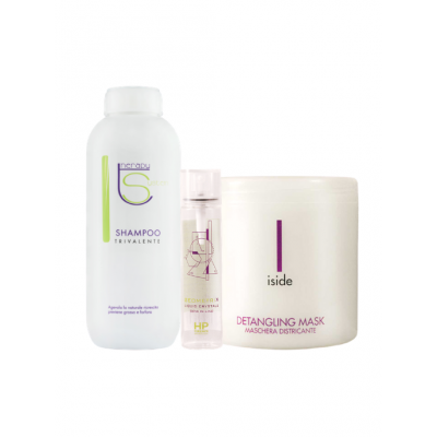 Therapy System холодный уход для укрепления волос и придания блеска 1000/100/1000
